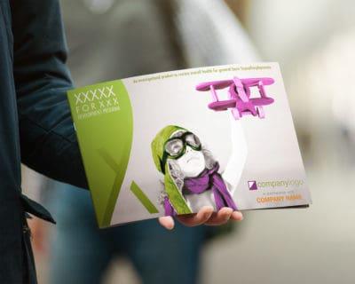 Pharma Booklet Design