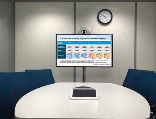 Powerpoint Data Slide Design