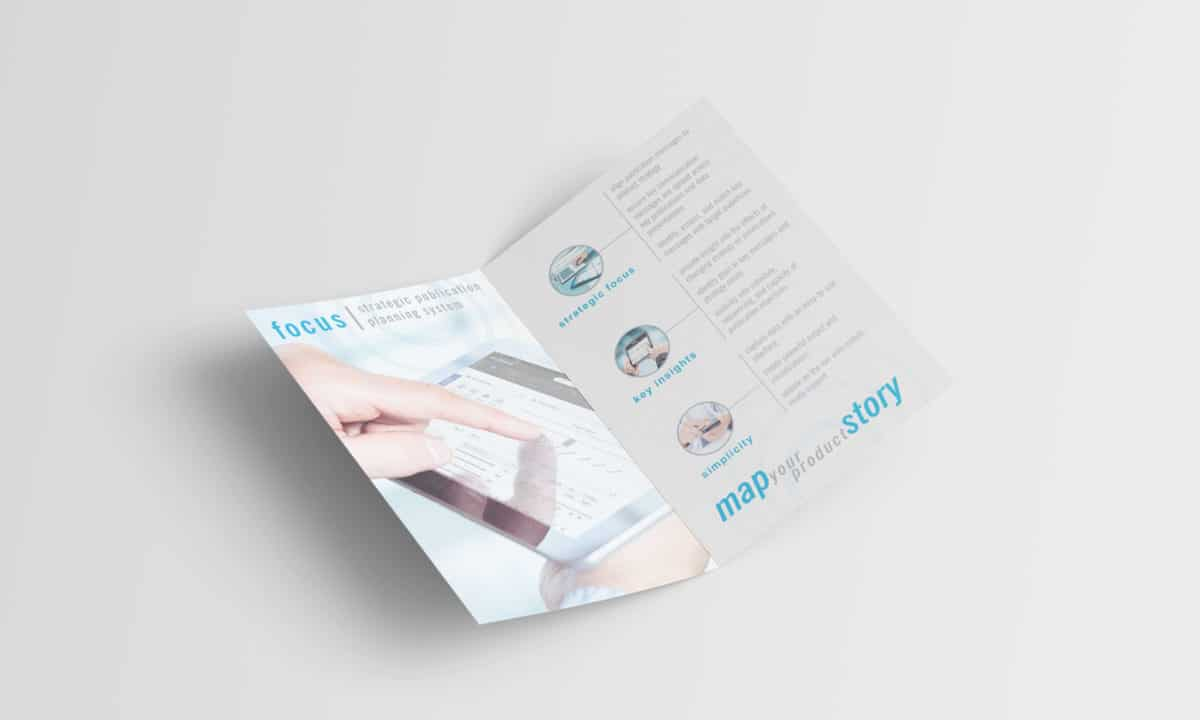 Apex brochure design