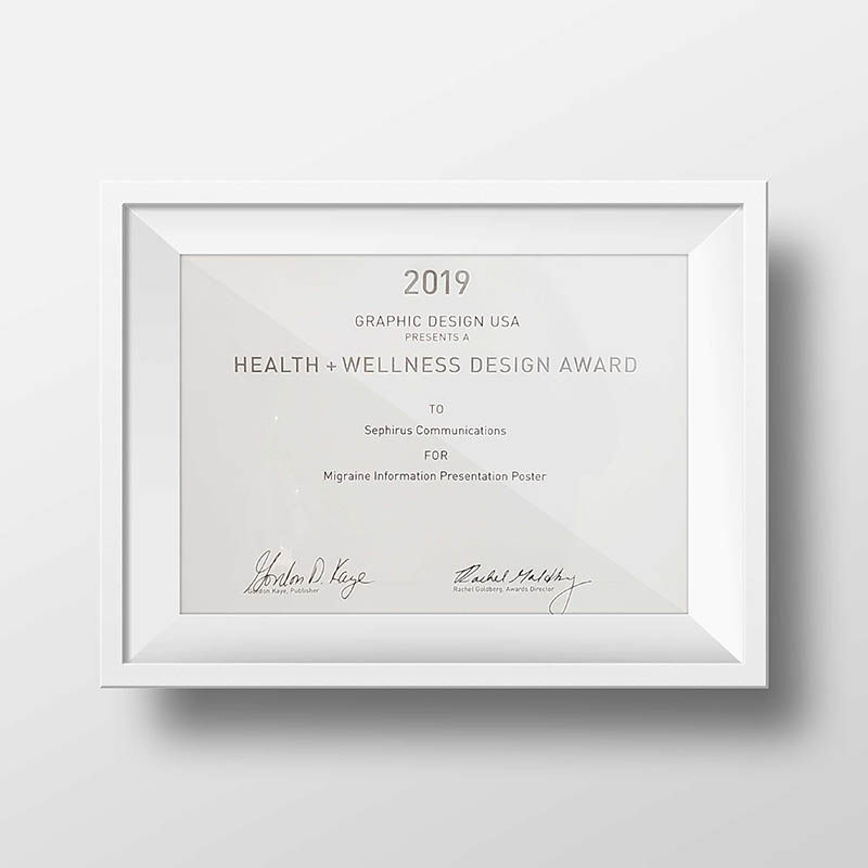 2019 Design Award