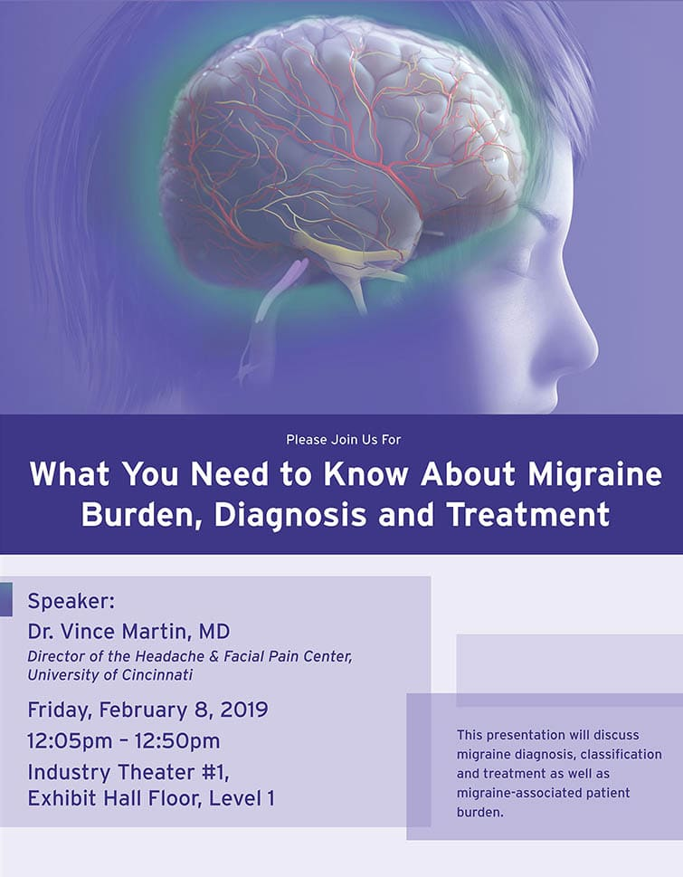 Conference Migraine Poster